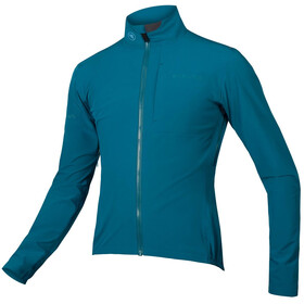 Endura Pro SL Waterdichte Softshell Jas Heren, kingfisher